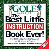 GOLF : THE BEST LITTLE INSTRUCTION BOOK EVER - POCKET EDITION