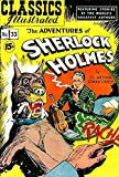 img - for Sherlock Homles Comics 1950 - 1968 book / textbook / text book