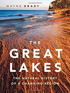 Book Cover: The Great Lakes: The Natural History of a Changing Region