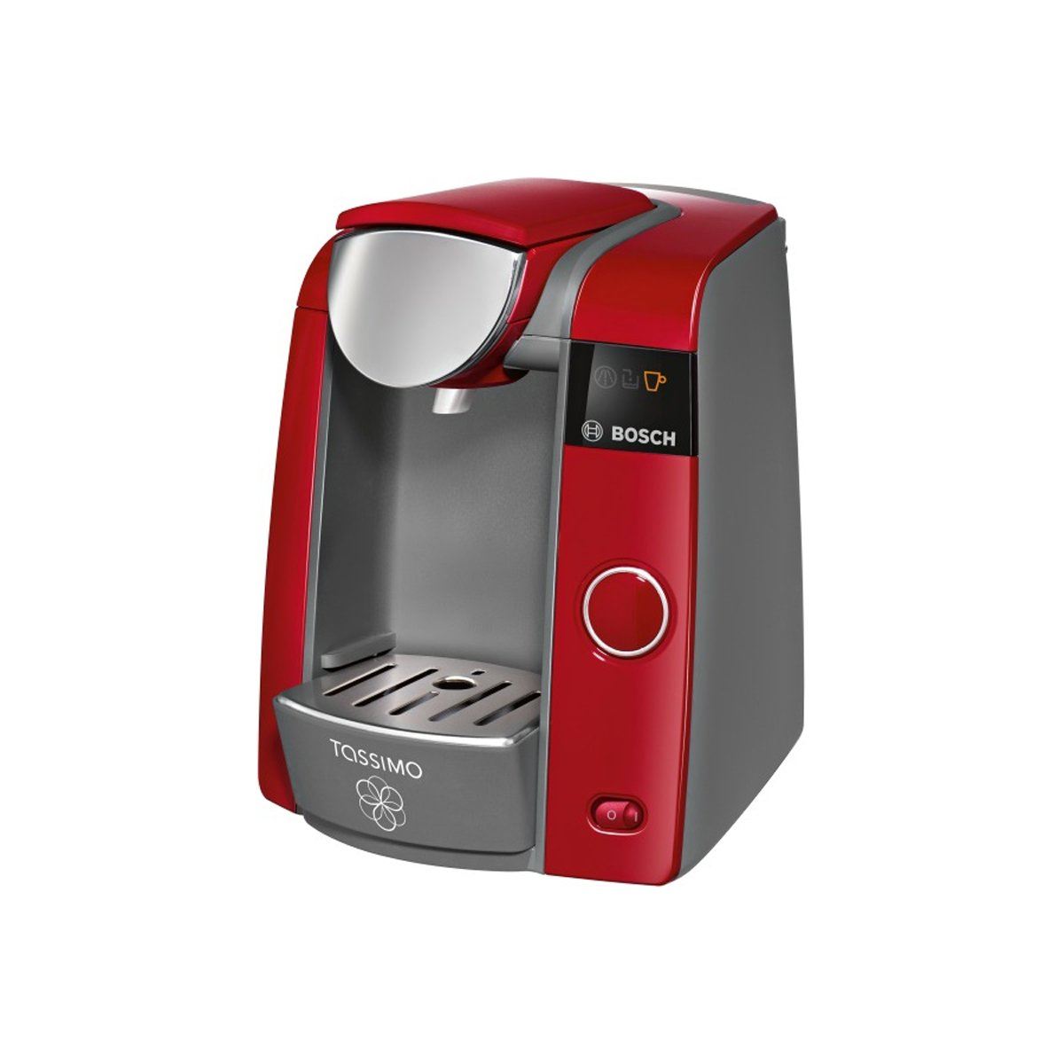 Bosch Coffee Maker Hot Water : Bosch Tassimo Red Joy Multi Hot Beverage Machine Coffee Espresso Maker TAS4303GB eBay