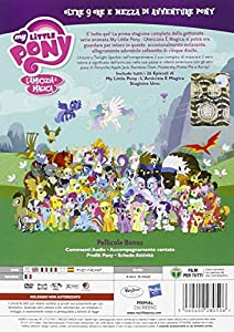 my little pony - l'amicizia e' magica - season 1 (5 dvd) box set dvd Italian Import