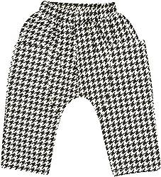 StyleMyKidz Girls' 4-5 Years Trouser (Multi-Coloured)