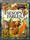 Image of Aesop's Fables - Complete Collection (Illustrated and Annotated) (Literary Classics Collection Book 6)