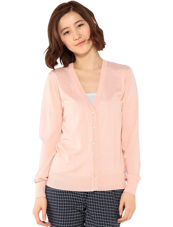 (クロスプラス)CROSS PLUS UV&COOLVネックニットカーディガン : 服&ファッション小物通販 | Amazon.co.jp