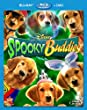 Spooky Buddies Two-disc Blu-ray Dvd Combo In Blu-ray Packaging by Walt Disney Studios Home Entertainment