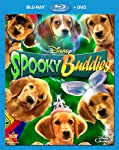 Cover Image for 'Spooky Buddies (DVD + Blu-ray Combo)'