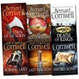 Bernard Cornwell The Warrior Chronicles Series 6 Books Set Collection New PB