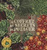 Le coffret des secrets du potager : Coffret 3 volumes : La tomate ; Les salades vertes ; Haricots et petits pois