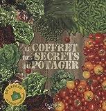 echange, troc Guido Sirtori, Enrica Boffelli - Le coffret des secrets du potager : Coffret 3 volumes : La tomate ; Les salades vertes ; Haricots et petits pois