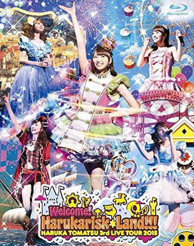 """戸松遥 3rd Live Tour 2015""""Welcome!Harukarisk*Land!!!""""【Blu-ray】 戸松遥 戸松遥 アニプレックス"""