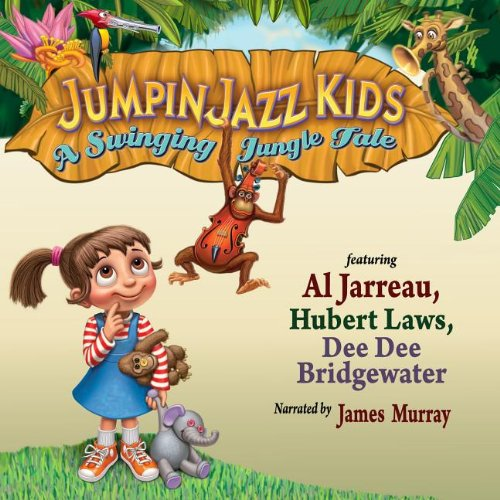 A Swinging Jungle Tale by Jumpin' Jazz Kids: A Swinging Jungle Tale