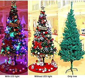 Buy 5 feet christmas tree artificial with hanging - Buy christmas decorations online india ...