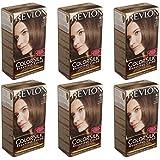 Colorsilk - Revlon Haircolor,Medium Ash Brown 40 -10oz(Pk of 6),Ammonia Free