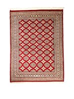 RugSense Alfombra Kashmir Rojo/Multicolor 186 x 129 cm