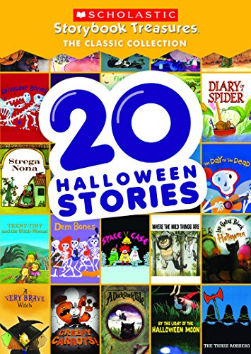 20-halloween-stories-scholastic-storybook-treasures-the-classic-collection