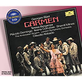 Bizet: Carmen / Act 2 - Je vais danser en votre honneur (Carmen, Don Jos�)