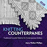 img - for Knitting Counterpanes (Dover Knitting, Crochet, Tatting, Lace) book / textbook / text book