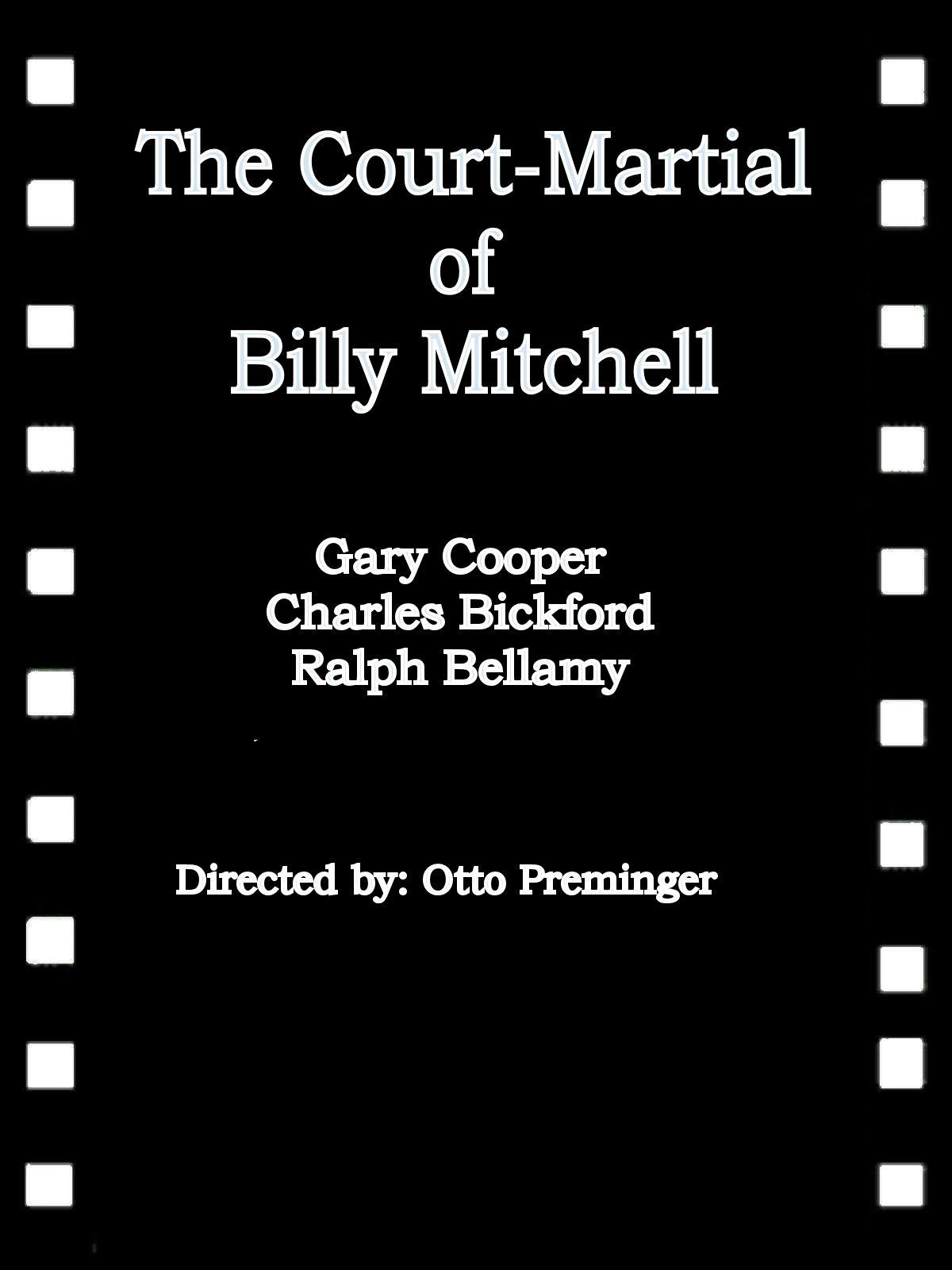 The Court Martial of Billy-Mitchell on Amazon Prime Video UK