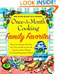 Once-A-Month Cooking Family Favorites...