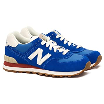 New Balance Herren Sneaker Ml 574 Cbl Blau