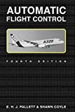 img - for Automatic Flight Control, Fourth Edition by E. H. J. Pallett (1993-12-08) book / textbook / text book