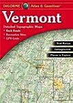 Vermont Atlas and Gazetteer