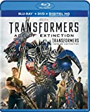 Transformers: Age of Extinction [Blu-ray + DVD + Digital Copy] (Bilingual)