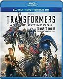 Transformers: Age of Extinction [Blu-ray + DVD + Digital Copy]