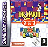 Dr Mario & Puzzle League (GBA)