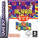 Dr. Mario and Puzzle League - Game Bo...