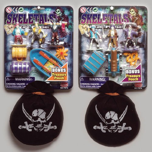 Pirate Play Set - 1