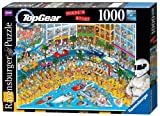 Ravensburger Top Gear Where's Stig Costa Del Stig Puzzle (1000 Pieces)