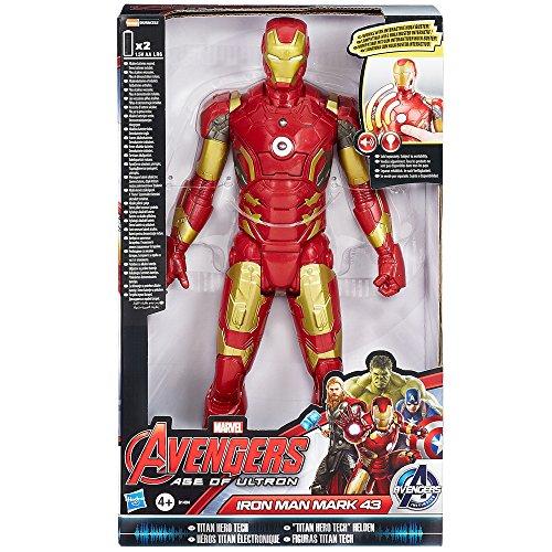 Avengers - Iron Man Personaggio Elettronico