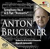 Orchestre de la Suisse Romande Bruckner: Symphony No. 4 in E flat major