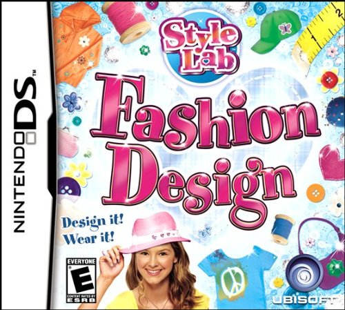 Style Lab: Fashion Design - Nintendo DS - 1