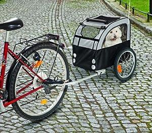 teflon hunde buggy hundebuggy fahrrad anh nger fahrradanh nger trolley tasche bis 20 kg amazon. Black Bedroom Furniture Sets. Home Design Ideas