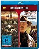 Western Doppel BD: The Burrowers / Todesritt nach Jericho [Blu-ray]