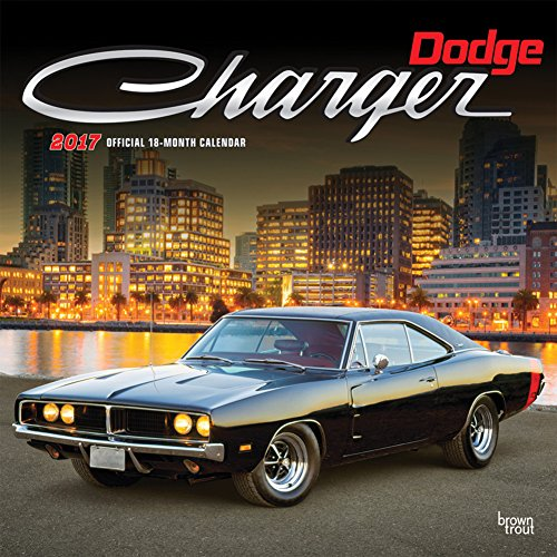 dodge-charger-2017-calendar-12-x-12in