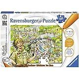 """Ravensburger 00524 - tiptoi Puzzeln, Entdecken, Erleben: Im Zoo"""""""