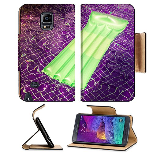 Liili Premium Samsung Galaxy Note 4 Flip Pu Leather Wallet Case inflatable raft floating in swimming pool 29380337