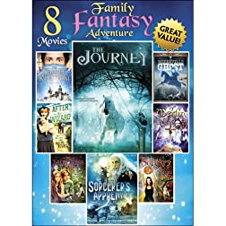 8-Film Fantasy Adventure