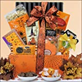 Hauntingly Delicious: Gourmet Halloween Gift Basket