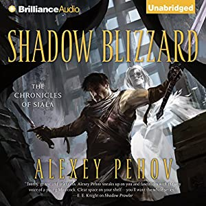 Shadow Blizzard Audiobook