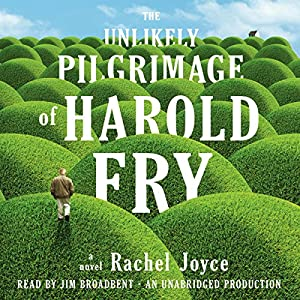 The Unlikely Pilgrimage of Harold Fry | Livre audio