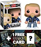 Jax Teller: Funko POP! x Sons of Anarchy Vinyl Figure + 1 FREE Official Sons Of Anarchy Trading Card Bundle
