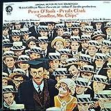 SOUNDTRACK GOODBYE MR. CHIPS vinyl record