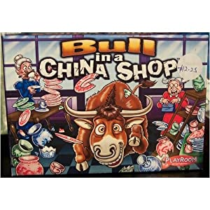Bull in a China Shop Game by Playroom Entertainment