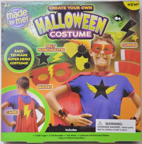 Create Your Own Halloween Costume - 1