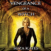 Vengeance of a Witch: The Savannah Coven Series, Book 8 Audiobook by Suza Kates Narrated by Hollie Jackson