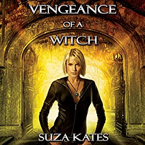 Vengeance of a Witch Audiobook